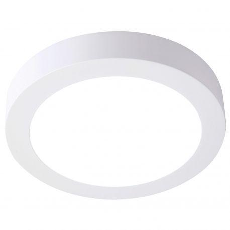 Iluminat pentru baie - Plafoniera LED baie IP44 PLURIEL 18W alba