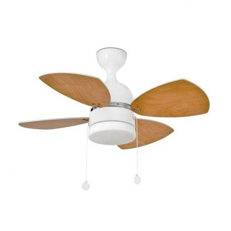 Lustre cu ventilator - Lustra cu Ventilator de tavan stil clasic MEDITERRANEO