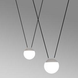 Pendule, Lustre suspendate - Lustra / Pendul MINE SPACE II White