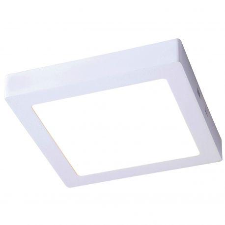Plafoniere - Plafoniera LED exterior OUTDOOR II alba 18W