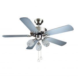 Lustre cu ventilator - Lustra LED cu ventilator EMERAL