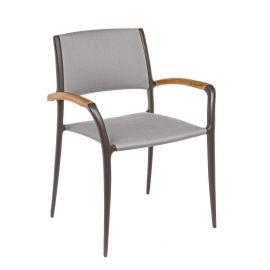 Scaune - Set de 2 scaune cu cotiere CATALINA