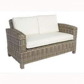 Canapele - Canapea 2 locuri LESLY natur