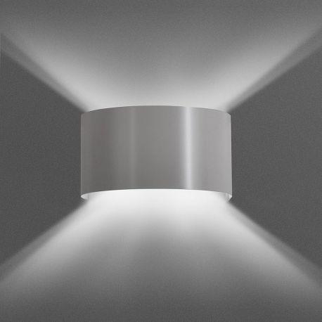 Aplice, corpuri de iluminat pentru pereti - Aplica ambientala FOLD gri