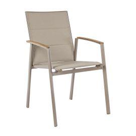 Scaune - Set de 4 scaune cu brate VICTOR