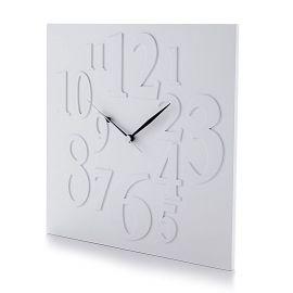 Ceas de perete MIX WHITE