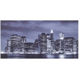 Tablouri - Tablou decorativ NEW YORK 160x80