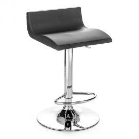 Scaune Bar - Set 2 scaune de bar DIVA BLACK