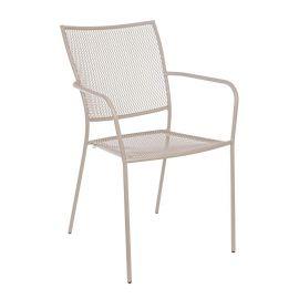 Scaune - Set de 4 scaune KRISTEN gri-taupe