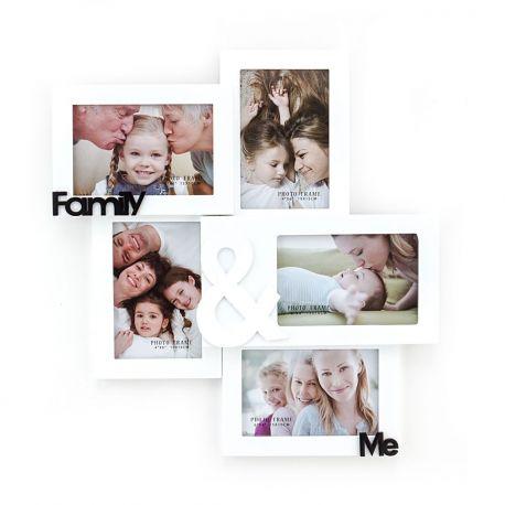 Decoratiuni perete - Rame foto colaj FAMILY & ME