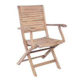 Scaune - Set de 2 scaune pliante cu brate MARYLAND