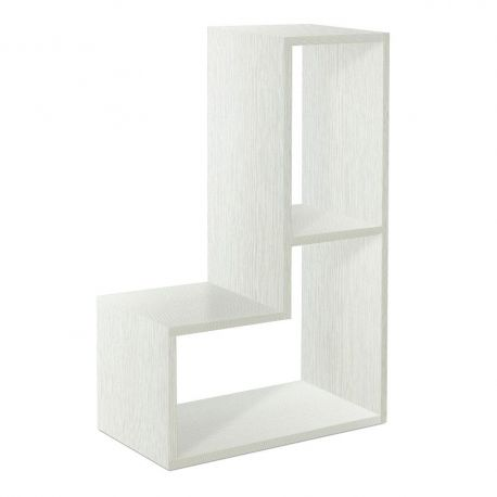 Biblioteci-Rafturi - Raft modular TETRIS WHITE
