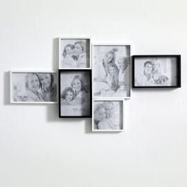 Decoratiuni perete - Set de 6 rame foto RANDOM
