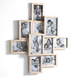 Decoratiuni perete - Set de 10 rame foto RANDOM