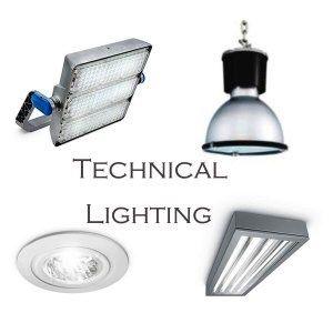 Proiectoare LED spatii comerciale