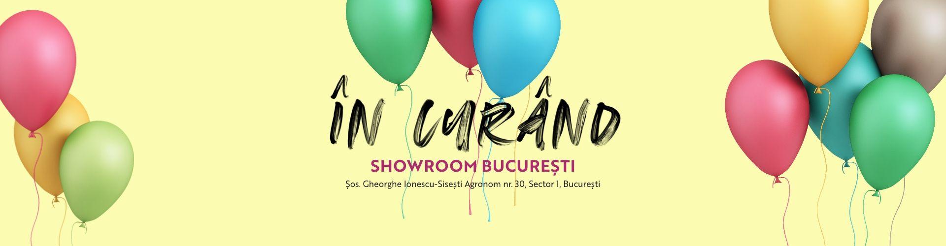 Showroom Bucuresti