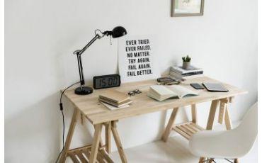 Corpuri de iluminat: lampa de birou ideală...
